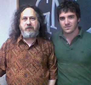Con Richard M. Stallman